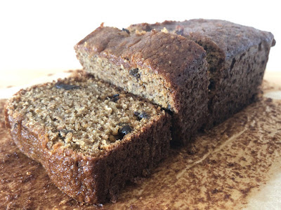 Recette de banana bread de Cook with Lu